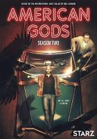 Cover image for American gods. Season 2, Complete [videorecording DVD].