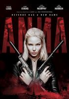 Cover image for Anna [videorecording DVD] (Sasha Luss version)