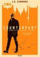 Cover image for Counterpart. Season 2, Complete [videorecording DVD]