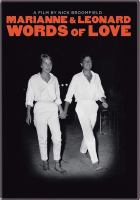 Imagen de portada para Marianne & Leonard [videorecording DVD] : words of love