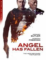 Cover image for Angel has fallen [videorecording Blu-ray]