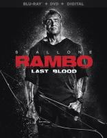 Cover image for Rambo. Last blood [videorecording Blu-ray]