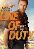 Cover image for Line of duty [videorecording DVD]