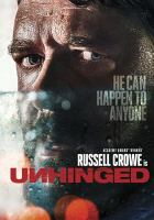 Cover image for Unhinged [videorecording DVD]
