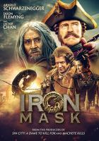 Cover image for Iron mask [videorecording DVD]