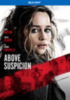 Cover image for Above suspicion [videorecording Blu-ray]