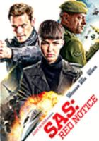 Cover image for SAS : red notice [videorecording DVD]