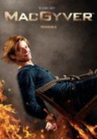 Imagen de portada para MacGyver. Season 4, Complete [videorecording DVD] (Lucas Till version).