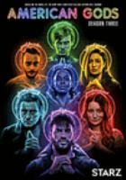 Cover image for American gods. Season 3, Complete [videorecording DVD]