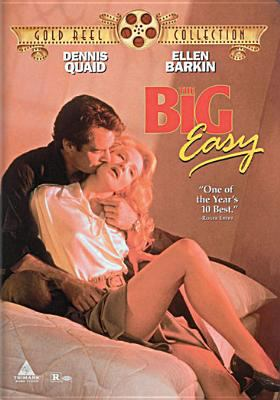 Cover image for The big easy [videorecording DVD]