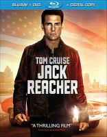 Cover image for Jack Reacher [videorecording Blu-ray]