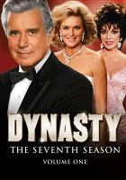 Cover image for Dynasty. Season 7, Vol. 1