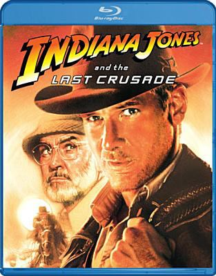 Cover image for Indiana Jones and the last crusade [videorecording Blu-ray]