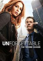 Cover image for Unforgettable. Season 2, Complete