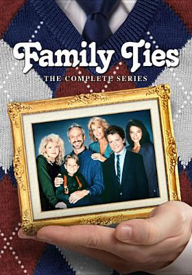 Cover image for Family ties. Season 6, Complete [videorecording DVD]