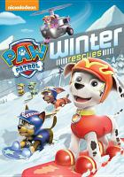 Cover image for PAW Patrol [videorecording DVD] : Winter rescues