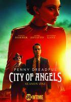 Imagen de portada para Penny Dreadful, city of angels. Season 1, Complete [videorecording DVD]