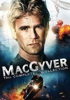 Cover image for MacGyver. Season 2, Complete [videorecording DVD]