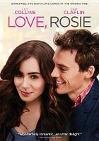 Cover image for Love, Rosie [videorecording DVD]