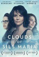 Cover image for Clouds of Sils Maria [videorecording DVD]