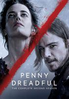 Cover image for Penny dreadful. Season 2, Complete [videorecording DVD]