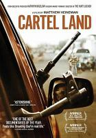 Cover image for Cartel land [videorecording DVD]