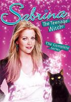 Cover image for Sabrina, the teenage witch. Season 5, Complete [videorecording DVD]