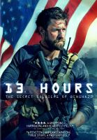 Cover image for 13 hours [videorecording DVD] : the secret soldiers of Benghazi