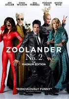 Cover image for Zoolander No. 2 [videorecording DVD]