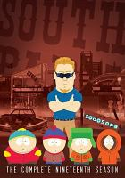 Cover image for South Park. Season 19, Complete [videorecording DVD]