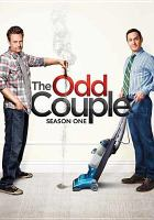 Cover image for The odd couple. Season 1, Complete [videorecording DVD] : (Matthew Perry version)