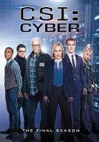 Cover image for CSI: cyber [videorecording DVD] : the final season.