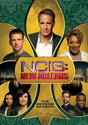 Cover image for NCIS, New Orleans. Season 02, Complete [videorecording DVD]