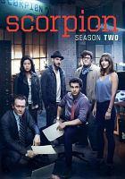 Cover image for Scorpion. Season 2, Complete [videorecording DVD]