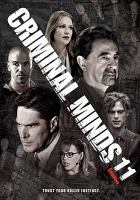 Cover image for Criminal minds. Season 11, Complete [videorecording DVD]