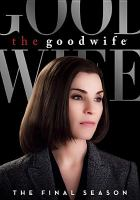 Cover image for The good wife. Season 07, final [videorecording DVD]