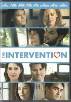 Cover image for The intervention [videorecording DVD]