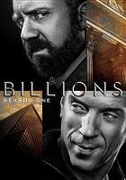 Cover image for Billions. Season 1, Complete [videorecording DVD]
