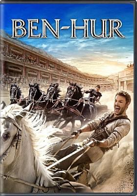 Cover image for Ben-Hur [videorecording DVD] :(Jack Huston version)