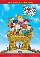 Imagen de portada para Rugrats in Paris : the movie [videorecording DVD]