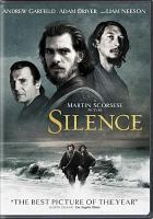Cover image for Silence [videorecording DVD]