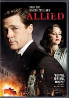 Cover image for Allied [videorecording DVD]