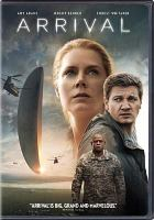 Cover image for Arrival [videorecording DVD]