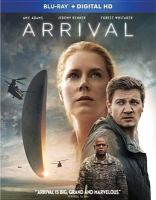 Cover image for Arrival [videorecording Blu-ray]