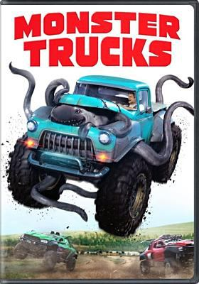 Cover image for Monster trucks [videorecording DVD]