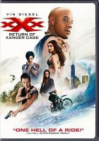 Cover image for xXx: return of Xander Cage [videorecording DVD]