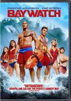 Cover image for Baywatch [videorecording DVD] (Dwayne Johnson version)