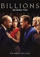 Cover image for Billions. Season 2, Complete [videorecording DVD]