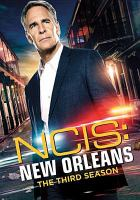 Cover image for NCIS, New Orleans. Season 03, Complete [videorecording DVD].