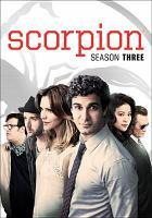 Cover image for Scorpion. Season 3, Complete [videorecording DVD].